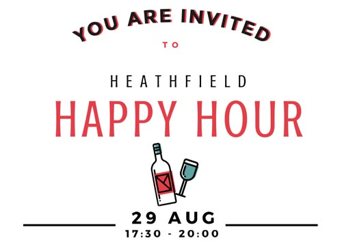 Heathfield Happy Hour